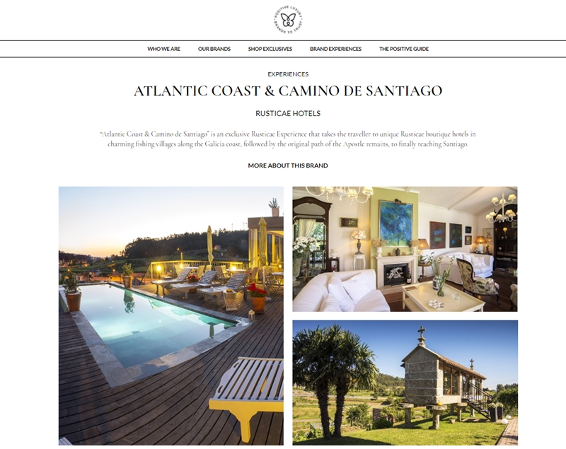 Atlantic Coast & Camino de Santiago by Positive Luxury