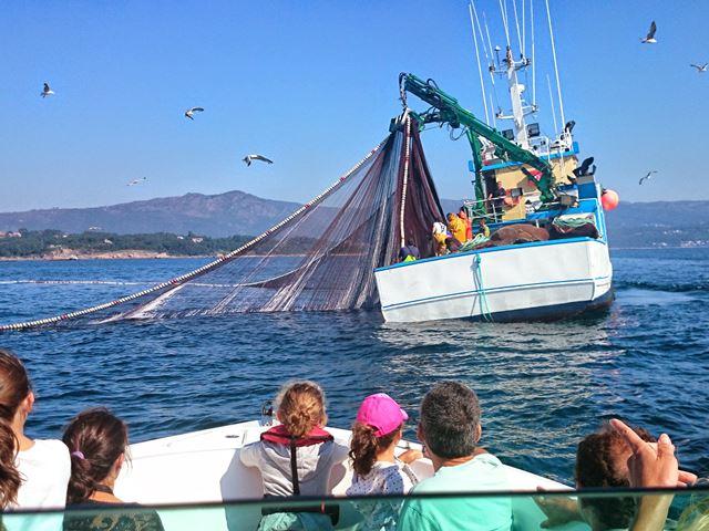 Rutas en barco - QSA