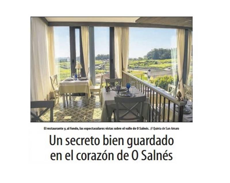 Secreto mejor guardado by Quinta de San Amaro