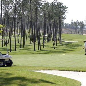 Paquete regalo bautizo golf - Quinta de San Amaro