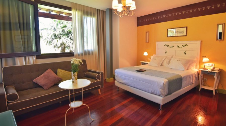 Habitación 10 - Quinta de San Amaro Hotel & Restaurante
