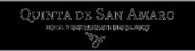 Logo Quinta de San Amaro Hotel & Restaurante