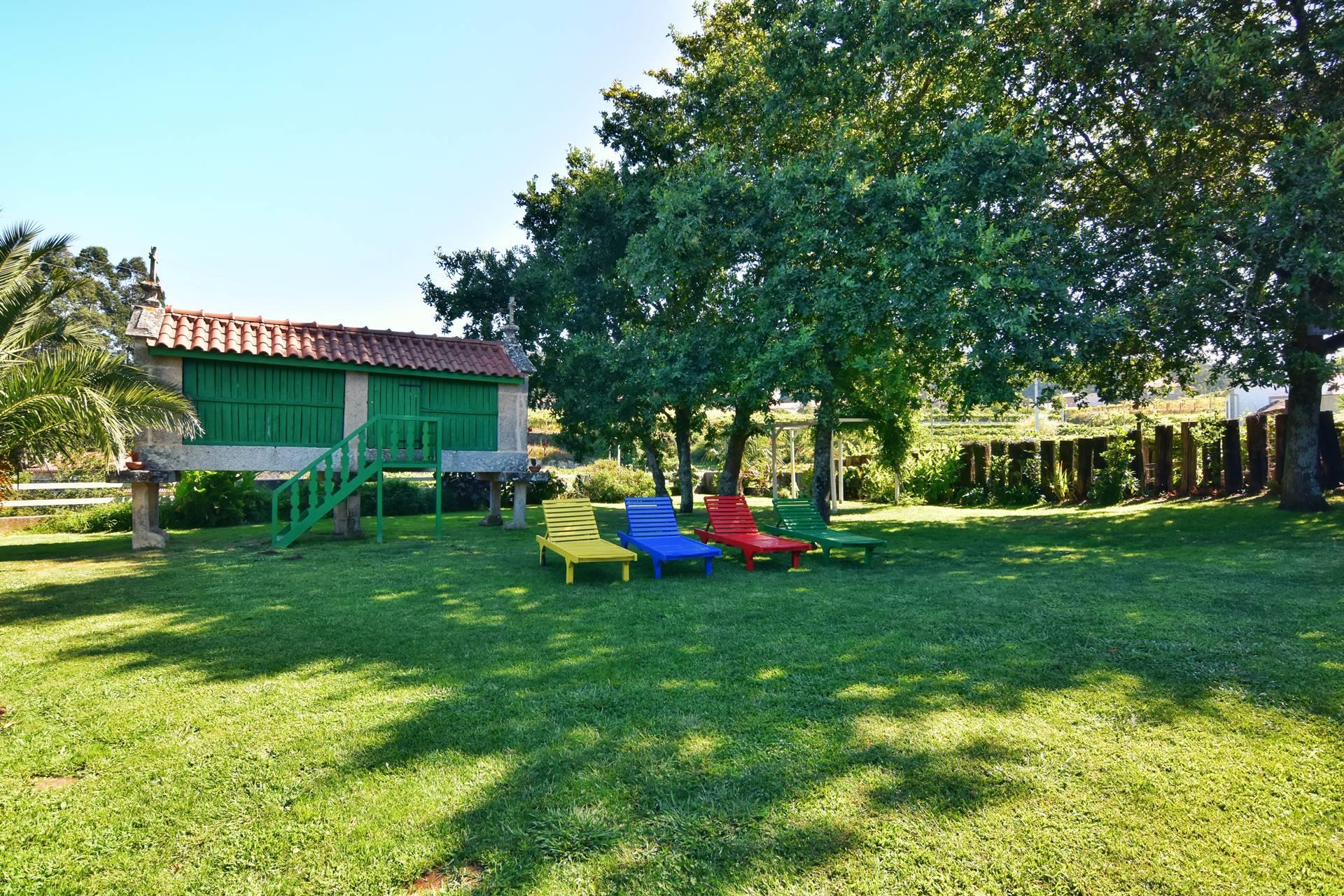 La Pradera - Quinta de San Amaro Hotel & Restaurante