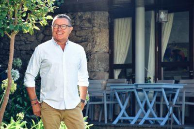 Julio Ouviña - Co-propietario de Quinta de San Amaro