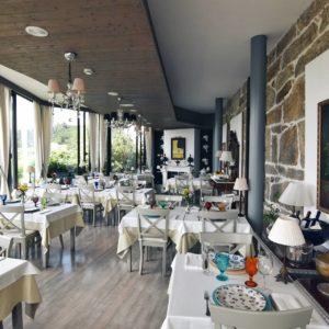 Restaurante - Quinta de San Amaro Hotel & Restaurante